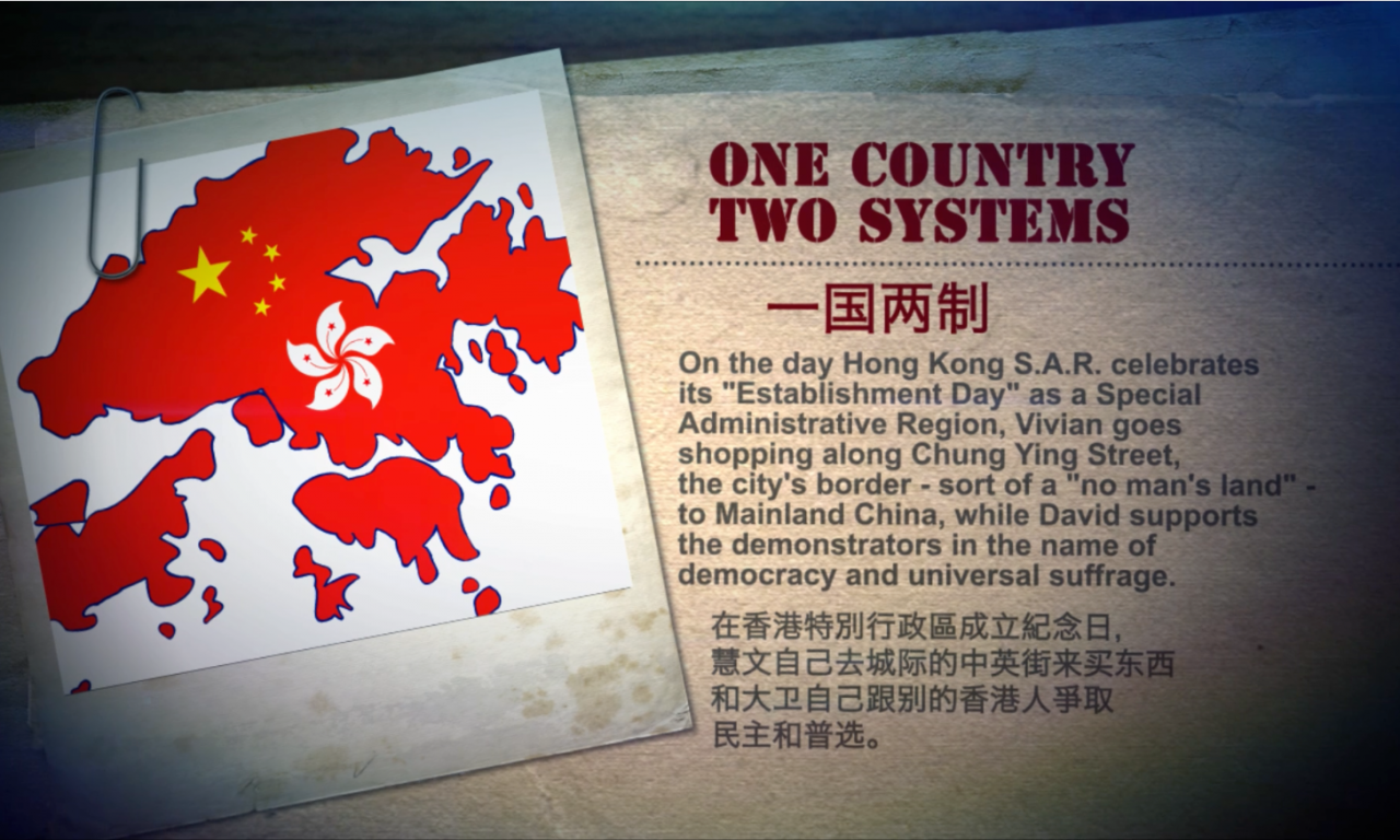 one country two systems Before the uk handed hong kong back to china in 1997, it worked out a deal for its citizens that guaranteed their rights for up to fifty years, but now there are growing concerns that china is not honoring the deal.